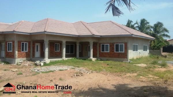 6 BEDROOM BEACH-FRONT PROPERTY | GhanaHomeTrade com